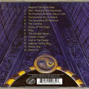 1997 – Somewhere Out In Space – Cd – Usa.