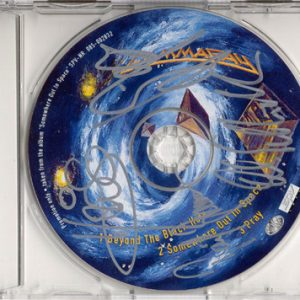 1997 – Somewhere Out In Space – Promo – Cds.