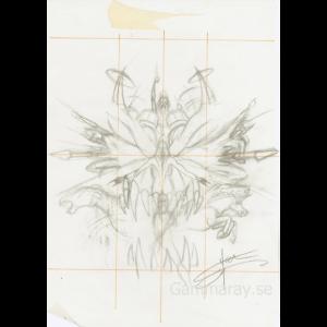2010: Original To The Metal Sketch.