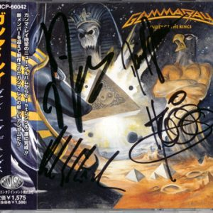 1997 – Valley Of The Kings – Cds – Japan.