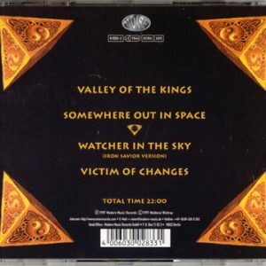 1997 – Valley Of The Kings – Cds.