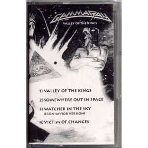 1996 – Valley Of The Kings – Promo Tape – 4 Track.