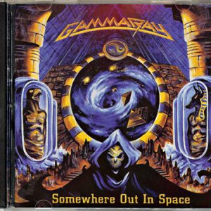 1998 – Somewhere Out In Space – Russia Bootleg – Cd.