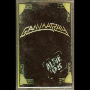 1996 – Alive 95 – Tape – Bulgaria – Bootleg.