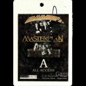 2003 – South America Tour – 21/11 – Buenos Aires, Argentina.