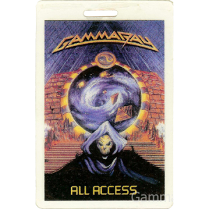 1997 – Somewhere Out In Space Tour Pass – 12/9 – 13/10.