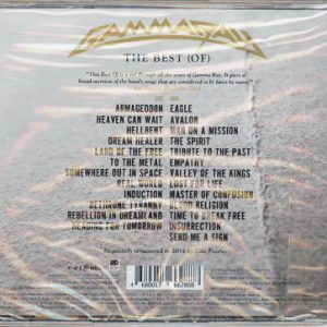2015 – The Best Of – 2Cd – Russia.