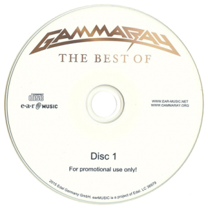 2015 – The Best Of – 2Cd – Promo.