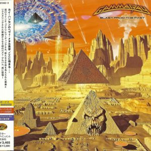 2000 – Blast From The Past – 2Cd – Japan – Promo.