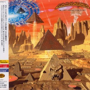 2000 – Blast From The Past – 2Cd – Japan.