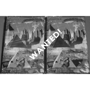 WANTED: 2007 – Blast From The Past – 2Tape – Thailand.