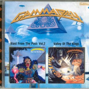 Blast From The Past: Vol.2 / Valley Of The Kings – Cd – Russia – Bootleg.