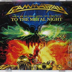 WANTED: 2010 – To The Metal Night – 2Cd – Japan – Bootleg.