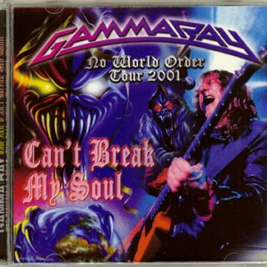 2001 – Can´t Break My Soul – 2Cd – Japan – Bootleg.