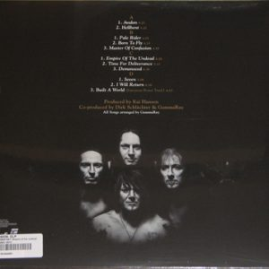 2014 – Empire Of The Undead – Lp – Green Vinyl.