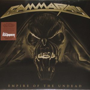 2014 – Empire Of The Undead – Lp – Green Vinyl.