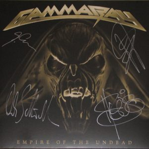 2014 – Empire Of The Undead – Lp.