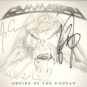 2014 – Empire Of The Undead – Cd/DVD.