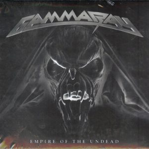 2014 – Empire Of The Undead – Cd – Argentina.