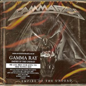 2014 – Empire Of The Undead – Cd – Korea.