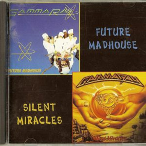 Future Madhouse / Silent Miracles – Cd – Russia – Bootleg.