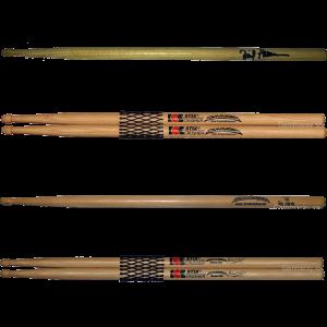 Gamma Ray Drumsticks.