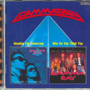 Heading For Tomorrow / Who Do You Think You Are? – Cd – Russia – Bootleg.