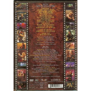 2008 – Hell Yeah!!! The Awesome Foursome – 2DVD – Mexico.