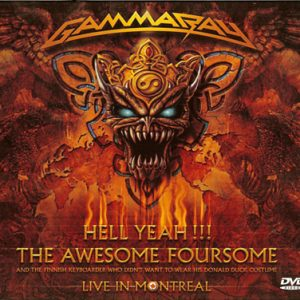 2008 – Hell Yeah!!! The Awesome Foursome – 2DVD.