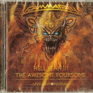 2009 – Hell Yeah!!! The Awesome Foursome – 2Cd – Argentina.