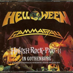 2013 – Hellish Rock Part II – 3Cd – Gothenburg, Sweden – Bootleg.