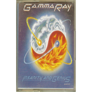 1993 – Insanity And Genius – Tape – Bulgaria – Bootleg.