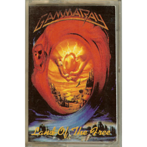 1995 – Land Of The Free – Tape – Bulgaria – Bootleg.