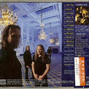 2005 – Majestic – Japan – Promo – Cd.