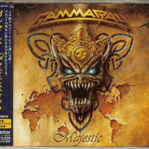 2005 – Majestic – Japan – Promo – Cd.