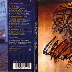 2005 – Majestic – Mexico – Cd.