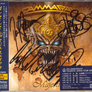 2005 – Majestic – Japan – Cd.
