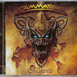 2005 – Majestic – Australia – Cd.