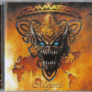 2005 – Majestic – Cd – 2 Bonus Tracks – Russia – Bootleg.