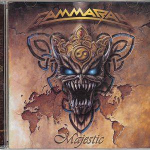 2005 – Majestic – Thailand – Promo – Cd.