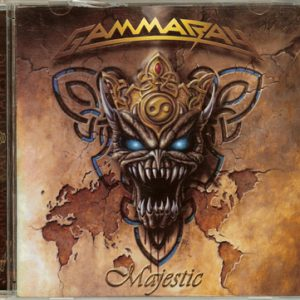2005 – Majestic – Thailand – Cd.