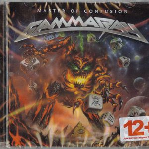 2013 – Master Of Confusion – EP – Russia – Cd.