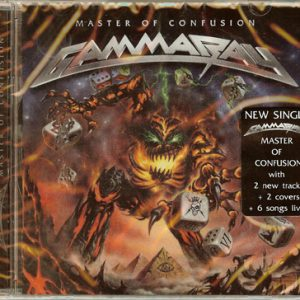 2013 – Master Of Confusion – EP – Mexico – Cd.
