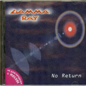 2001 – No Return – Cd – Russia – Bootleg.