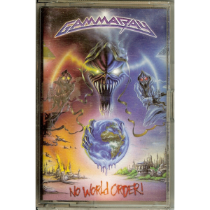 2001 – No World Order – Tape – Poland.