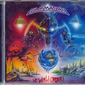 2001 – No World Order – Brazil – Cd.