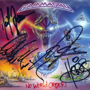 2001 – No World Order – Japan – Cd.