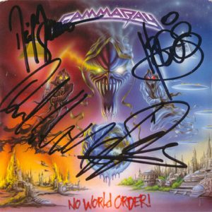 2001 – No World Order – Promo – Cd.