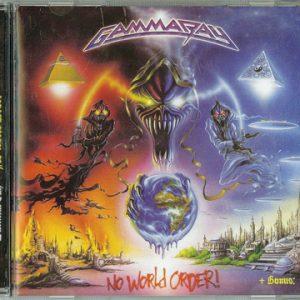 2003 – No World Order – Cd – Russia Bootleg.
