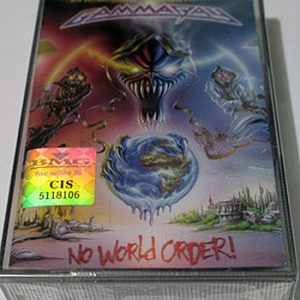 WANTED: 2001 – No World Order – Tape – Russia.
